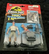Kenner Jurassic Park : Dino Trackers Figure - Jackson Carded New