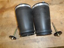 60-72 Chevy C-10 Truck Rear Air Bag Kit Trailing Arm Firestone Lower Air Ride