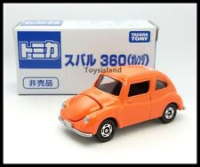 TOMICA Subaru 360 1/50 TOMY NEW Diecast Car ORANGE ( Not For Sale Edition )