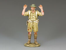 JN039 Captured British / Empire Soldier by King & Country