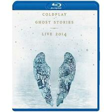 COLDPLAY GHOST STORIES LIVE 2014 BLU-RAY ALL REGIONS & CD NEW