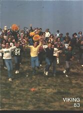 Walled Lake MI Walled Lake Central High School yearbook 1983 Michigan