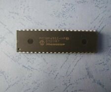 1PCS IC PIC18F4550-I/P PIC18F4550 MICROCHIP DIP-40 NEW GOOD QUALITY