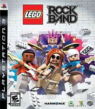 LEGO ROCK BAND PS3 - LN