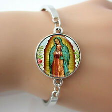 Mother Mary Bracelet Our Lady of Guadalupe Virgin  Catholic Religious spiritual