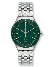 "SWATCH AUTOMATICO ""Green sky"" (yas410g) MERCE NUOVA"
