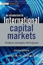 The Wiley Finance: An Introduction to International Capital Markets :...