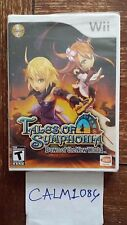 Tales of Symphonia Dawn of the New World (Nintendo Wii 2008) New, Sealed, Wii U