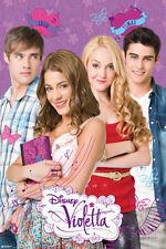 Disney Violetta II Poster Print, 24x36