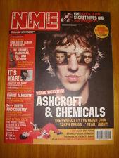 NME 2002 FEB 9 STROKES OASIS RADIOHEAD U2 LOSTPROPHETS