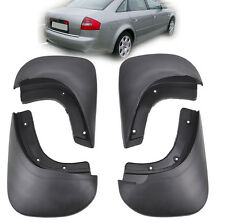 FIT FOR 1998~2004 2005 AUDI A6 (C5) SEDAN MUD FLAP FLAPS SPLASH GUARDS MUDGUARDS