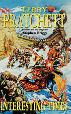 Interesting Times: Adapted for the Stage by Stephen Briggs by Terry Pratchett...