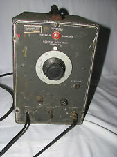 VTG Emerson Radio & Phonograph UNIVERTER Boonton Radio Corp. New Jersey