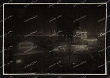 Foto-Stuttgart-Bad-Cannstatt-Volksfest-Wasen-Nachtaufnahme-1920er Jahre-1