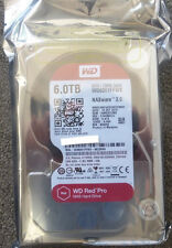 "Western Digital 6TB  =Red Pro=  WD6001FFWX Internal 7200 RPM 3.5"" Hard Drive"