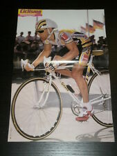 CHARLIE MOTTET - CICLISMO CYCLISME CYCLING - AFFICHE POSTER MAGAZINE - 3066