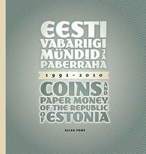 BOOK ESTONIA  - Coins and paper money of the Republic of Estonia 1991-2010