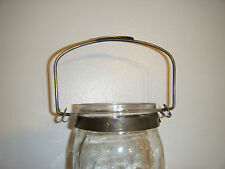 Jar Handle 4 Mason Ball solar light lamp table kit brass lot 24 pc country chic