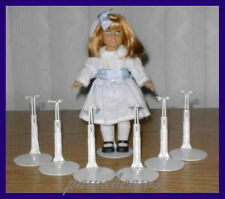 6 Miniature KAISER Doll Stands fits MINI AMERICAN GIRL Dawn U.S.SHIPS FREE