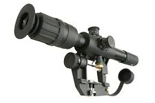 SCOPE MOUNT RIFLE AIRSOFT AIR SOFT ASG  DRAGUNOV SNIPER 4X26 PSO-1 REPLICA