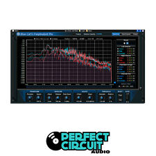 Blue Cat Audio FreqAnalyst Pro Spectrum ANALYZER - DIGITAL - PERFECT CIRCUIT