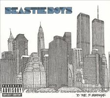 CD • Beastie Boys • To the 5 Boroughs • Enhanced, Explicit Lyrics
