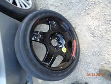 "2010-2016 Mercedes-Benz W212 CLS63 E63 W207 AMG spare wheel tire 19"" 175/50/19"