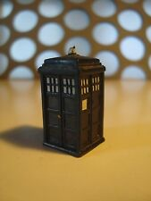 DOCTOR WHO MINI TARDIS POLICE BOX MICRO 1CM TALL MONOPOLY PIECE TYPE FIGURE