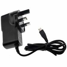 5V 2A UK Mains Charger Power Adapter Micro USB Cord for Sylvania Tablet PC