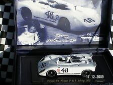 FLY CLASSIC PORSCHE 908 FLUNDER #48 STEVE MCQUEEN COLLECTION SM1  1:32 BNIB