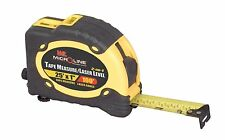 "2-IN-1  TAPE MEASURE/LASER LEVEL  25' X 1""  MIT 7227"