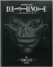 Death Note: Complete Series (9pc) / (Full Coll) DVD
