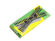 Minitrix 14958 Scala N , 1 Pezzo Incrocio 30° OVP SUPERIORE