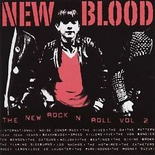 New Blood Various Artists MUSIC CD
