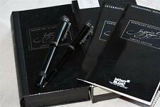 Montblanc Writers Limited Edition Imperial Dragon Fountain Pen and Ballpoint set