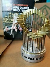San Francisco Giants 2010 World Series Replica Trophy SGA Bobblehead