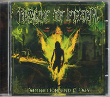 CRADLE OF FILTH damnation and a day CD 2003 Gothic Metal