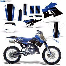 Yamaha Graphic Kit WR 250z Z Dirt Bike Decals Sticker Wrap WR250z 1991,1992,93 R