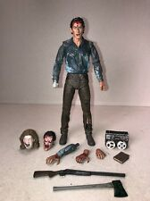 Neca ULTIMATE ASH Army Of Darkness EVIL DEAD 2 7in. #3897