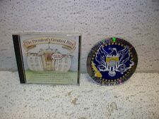 The President's Greatest Hits Compilation CD Compact Disc Out of Print