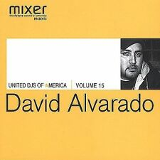 NEW - United DJ's of America 15: David Alvarado by Various Artists