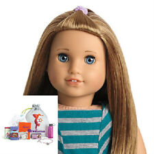 American Girl MCKENNA DOLL + BOOK + McKenna's ACCESSORIES fast ship insured