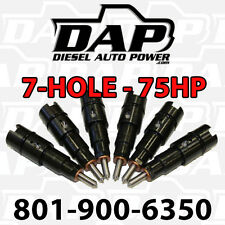 + 75HP Performance Injectors for Dodge Diesel Cummins RAM Cummins 75 Jammer vp44