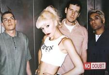 "NO DOUBT POSTER ""BANDPICTURE / QUER"""