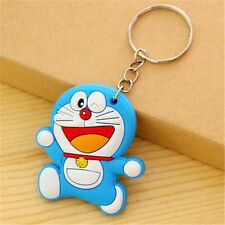 Comics Blue Cats Keyring Keychain Japanese Anime Keyring Key Ring Chain Gift