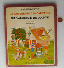 Farfeluches a la campagne children's book French English Smashers in the Country