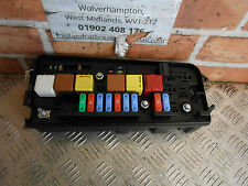 VAUXHALL VECTRA C 2003 2.0 DTI FRONT RELAY FUSE CONNECTOR BOX UNIT CQ 93180086