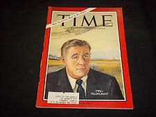 1966 JULY 22 TIME MAGAZINE - TWA'S TILLINGHAST - NICE FRONT COVER - C 4928