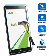 "PREMIUM TEMPERED GLASS  SCREEN PROTECTOR  FILM FOR ACER ICONIA ONE 7"" B1-770"