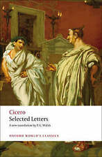 Selected Letters by Marcus Tullius Cicero (Paperback, 2008)